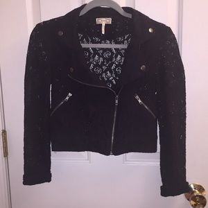 Lacey Motorcycle Jacket